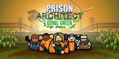 Трейнер на Prison Architect Going Green