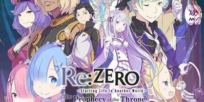 Трейнер на Re ZERO -Starting Life in Another World- The Prophecy of the Throne