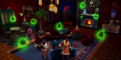 The Sims 4 - Paranormal Чит трейнер [+247]