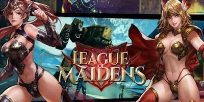Трейнер на League of Maidens