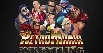 Трейнер на RetroMania Wrestling
