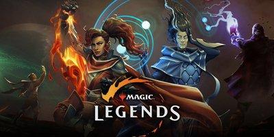 Трейнер на Magic - Legends