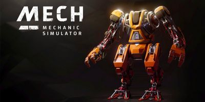 Трейнер на Mech Mechanic Simulator