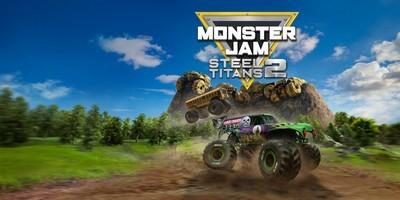 Трейнер на Monster Jam Steel Titans 2