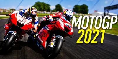 Трейнер на MotoGP 21