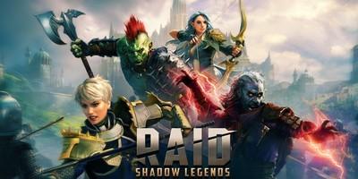 Чит на Raid - Shadow Legends
