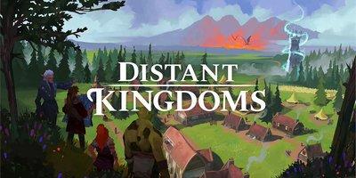 Трейнер на Distant Kingdoms