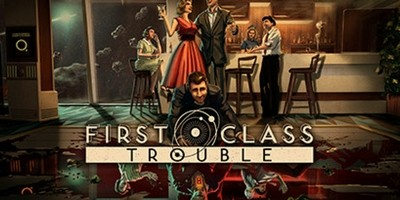 Трейнер на First Class Trouble