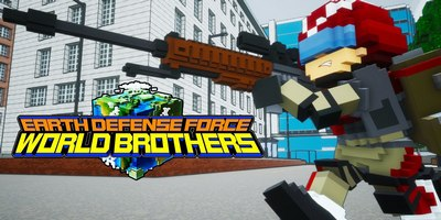Трейнер на Earth Defense Force - World Brothers