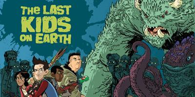 Трейнер на The Last Kids on Earth and the Staff of Doom