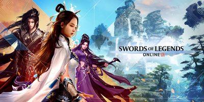 Чит на Swords of Legends Online