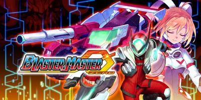 Трейнер на Blaster Master Zero 3