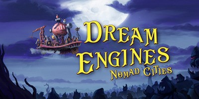 Трейнер на Dream Engines - Nomad Cities