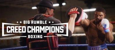Трейнер на Big Rumble Boxing Creed Champions