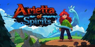 Трейнер на Arietta of Spirits