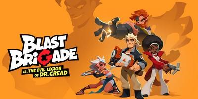 Трейнер на Blast Brigade vs. the Evil Legion of Dr. Cread