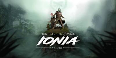 Трейнер на Rhythm of the Universe - Ionia