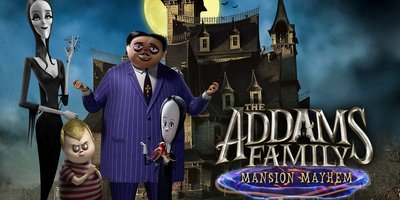 Трейнер на The Addams Family - Mansion Mayhem