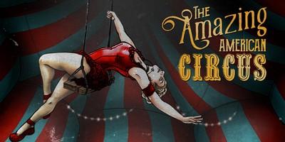 Трейнер на The Amazing American Circus